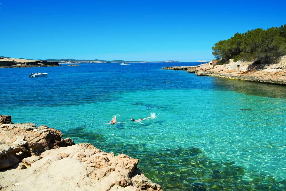 Bondage op Ibiza - Deel 1