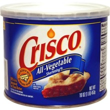 Crisco Shortening 454 gram