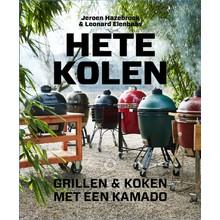 "Kamado kookboek: ""Hete Kolen"""