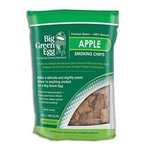 Big Green Egg rookchips Apple (BGE)
