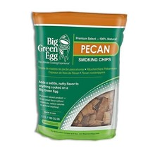 Big Green Egg Rookchips Pecan