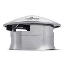 Smokeware RVS chimney Cap