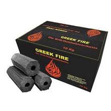 Greek Fire Houtskool Briketten 10 kg