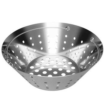 Big Green Egg Stainless Steel Fire Bowls (kolenmand)