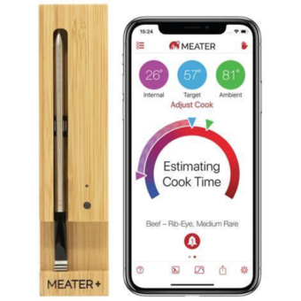 Meater Plus Draadloze thermometer (50m)