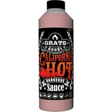 Grate Goods California hot saus Barbecue Sauce 265ml