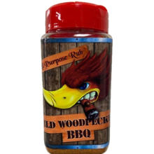 Wild Woodpecker All purpose rub
