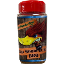 Wild Woodpecker Wild smoke rub