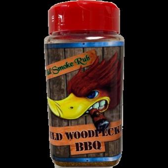 Wild Woodpecker Wild smoke rub