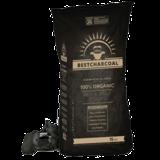 Bestcharcoal Witte Eik Houtskool 15kg