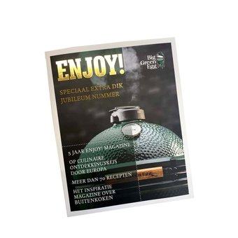 Big Green Egg Enjoy Jubileum Magazine