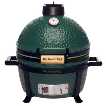 Big Green Egg MiniMax  met carrier en/ of zijtafels