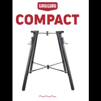 Grill Guru  Compact High Level Stand