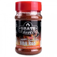 Grate Goods Premium Spicy Chipotle BBQ Rub 180gr