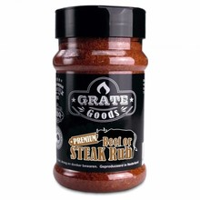 Grate Goods Premium Beef or Steak BBQ Rub 180gr
