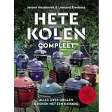 """Kamado kookboek: """"Hete Kolen compleet"""""""