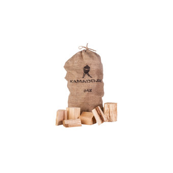 Kamado Joe Oak Chunks 4,5 kg