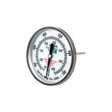 Big Green Egg Thermometer dome
