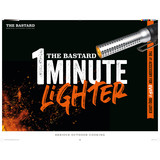 The Bastard One minute Lighter