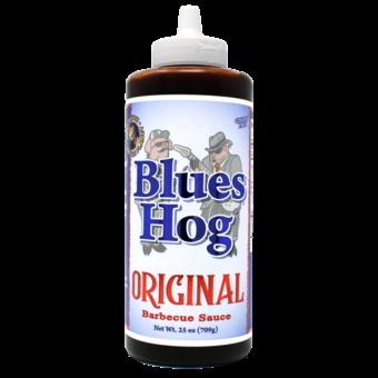 Blues Hog Original sauce squeeze bottle