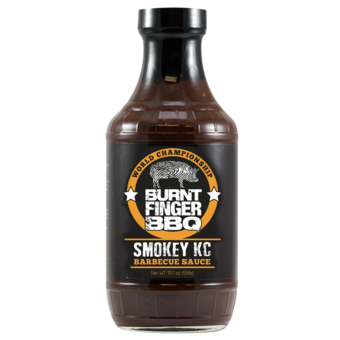Burnt Finger Smokey KC BBQ sauce