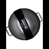 The Bastard Carbon steel wok