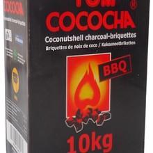 Tom Cococha kokosbriketten 10kg