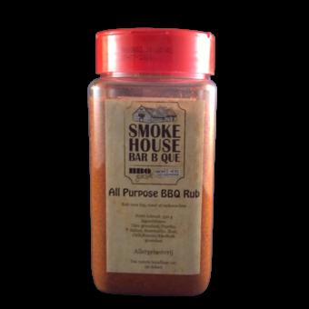 Smokehouse Bar B Que  All Purpose BBQ rub
