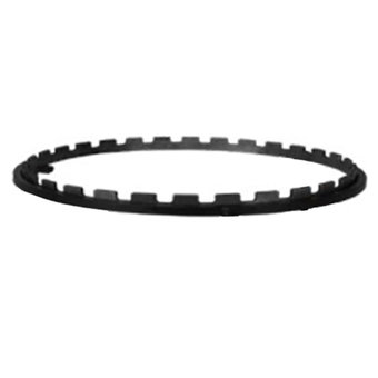 Ofyr Horizontal spiesen ring