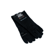 The Bastard Lederen BBQ handschoenen (2st.)