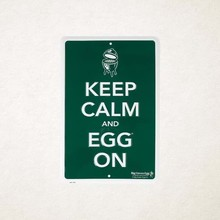 Big Green Egg Keep calm and Egg on