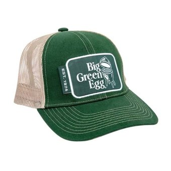 Big Green Egg Cap est 1974 / orginal pet