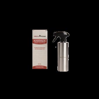 GrillTeam Marinade Spray bottle RVS