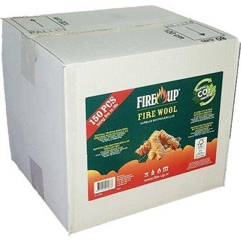FireUp Wokkels circa 150 stuks voordeelpakket