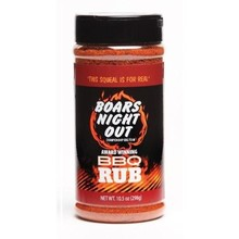 Boars Night Out BBQ Rub
