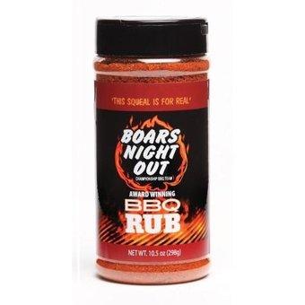 Boars Night Out BBQ Rub