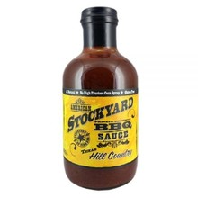 American Stockyard Texas Hill Counrty BBQ sauce
