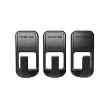 Traeger magneet haakjes (3st)