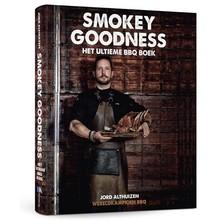"Smokey goodness ""Het Ultieme BBQ Boek"""