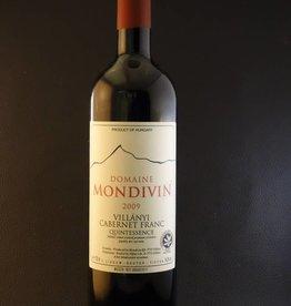 Domaine Mondivin  6 flessen Quintessence 2009 Cabernet Franc