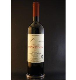 Domaine Mondivin  6 flessen 2009 Quintessence Cabernet Franc