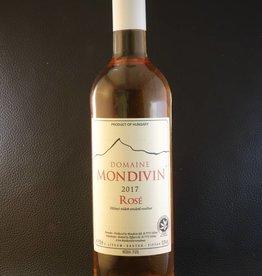 Domaine Mondivin  6 flessen Rosé  2017 Cabernet  Sauvignon