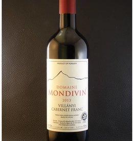 Domaine Mondivin  6 flessen Classicus 2013  Cabernet Franc