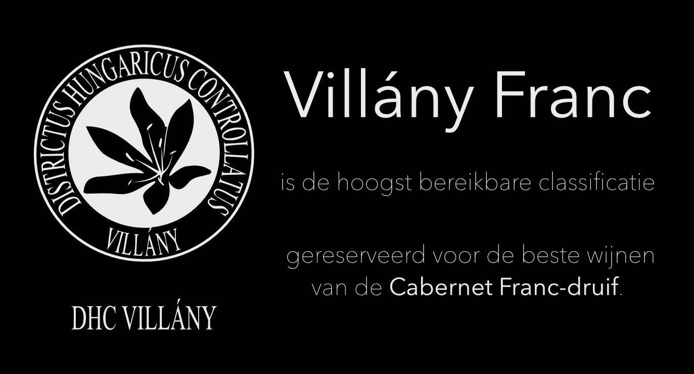Villany Franc: het hoogst bereikbare