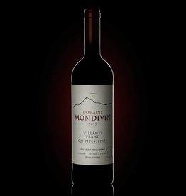Domaine Mondivin  6 flessen Quintessence 2015 Cabernet Franc