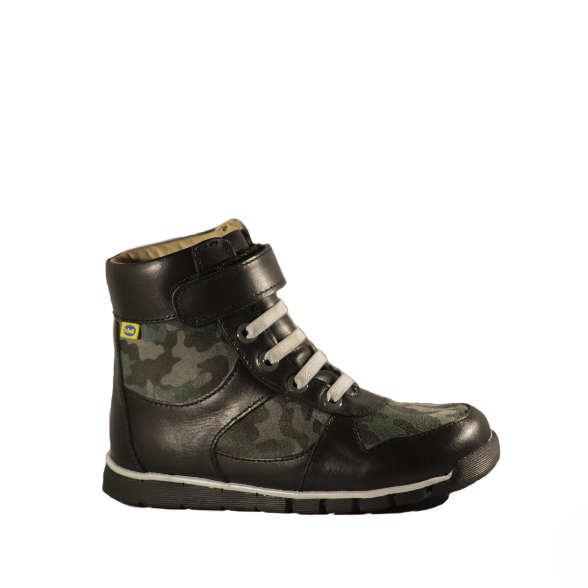 Scholl Baxley Black Infant