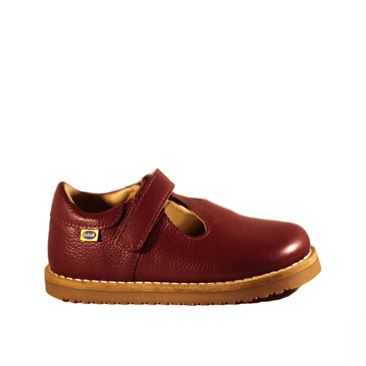 Scholl Blue Burgundy Infant