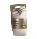 Magicfit White Long Socks