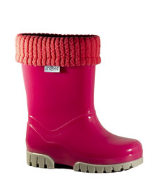Toughies Girls Wellies pink