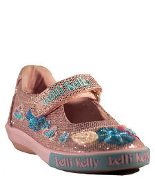 Glitter Daisy Pink